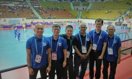 U18 World Deaf Futsal Championship 2017