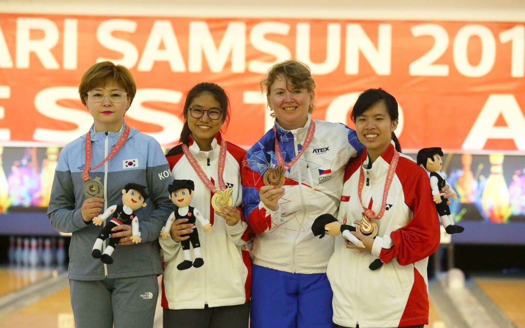 Athletes from ASEAN made a big surprise at the Samsun 2017 Deaflympics!