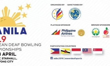 1st ASEAN Deaf Bowling Championships 2019