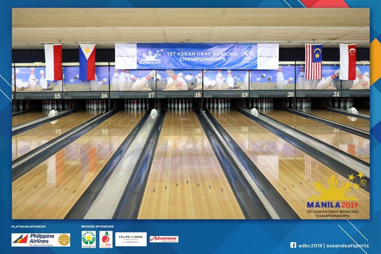 Inauguration of ASEAN Deaf Bowling Championship 2019 in Manila, Philippines
